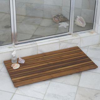 grilaj lemn baie dus