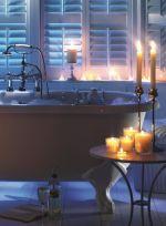 lumanari baie cada vintage