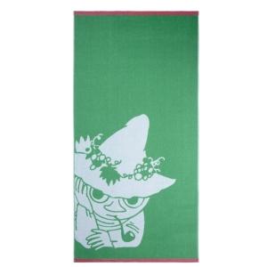 Prosop-de-baie-verde-inchis-SNUFKIN-70x140