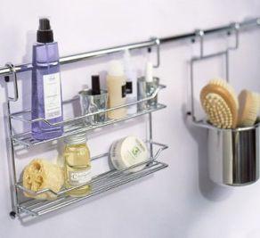 organizare-baie-etajere-suporturi-cromate