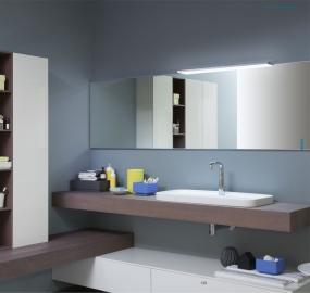 Oglinda baie corpuri de iluminat functionale