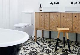 Mobilier baie design nordic scandinav