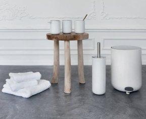 Set accesorii bae design nordic alb - Norm Architects