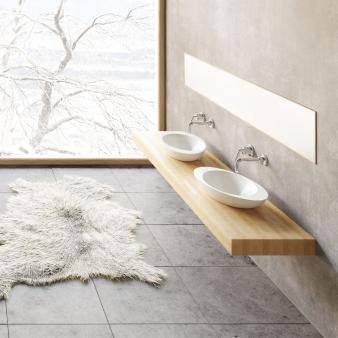 AMIRA by SPATIO - Lavoare baie din marmura compozit