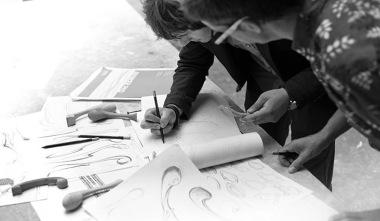 Designerii de produs la lucru