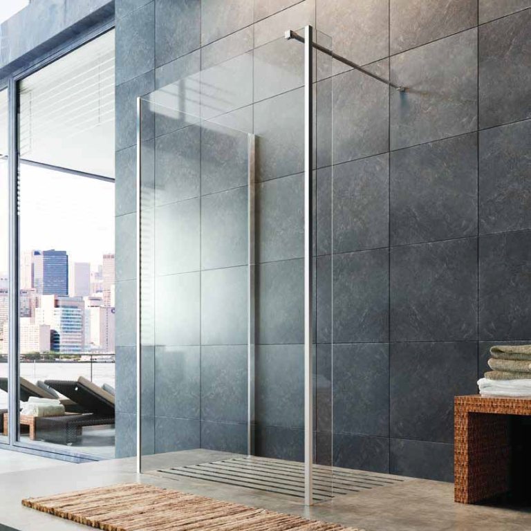 Cabină de duș Step-in FM+FH