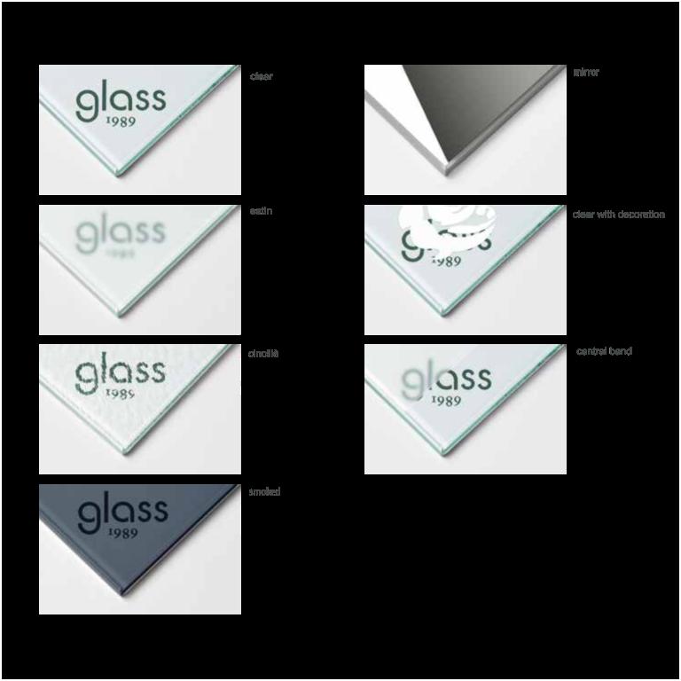 tipuri de sticlă glass